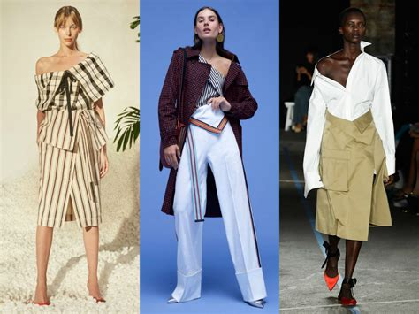 trends in 2017 top trendy wiosna lato 2017 new york fashion week