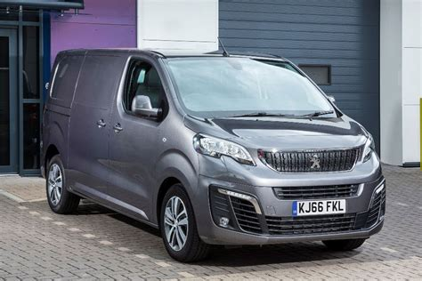 peugeot partner 2017 peugeot expert 2016 van review honest john