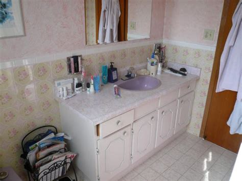 yellow and pink bathroom photo page hgtv