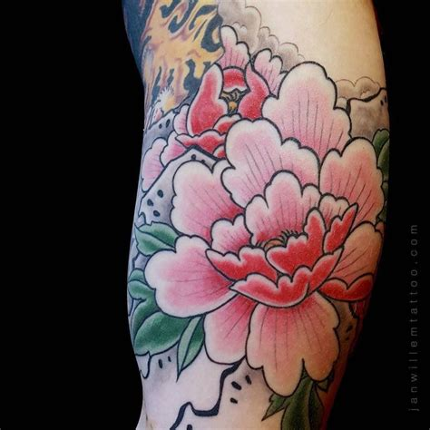 Japanese Tattoo Flower Seasons | traditional japanese flower tattoos www imgkid com the