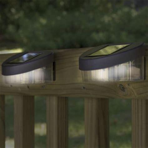 solar lights for fence posts solar fence post lights solar lighting