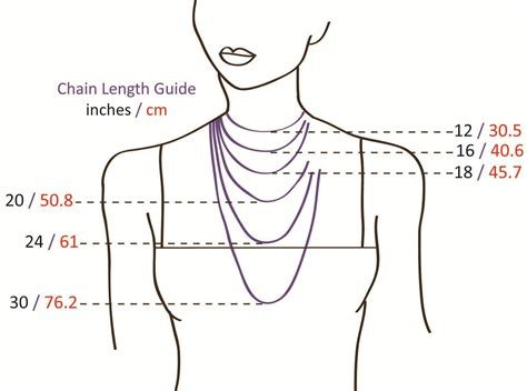 length of size guide