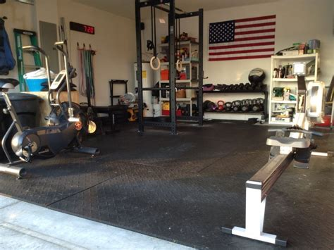 awesome crossfit gyms home and garage setups box junkies
