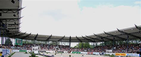 deutsche bank stade world equestrian festival at aachen germany cdio5 grand