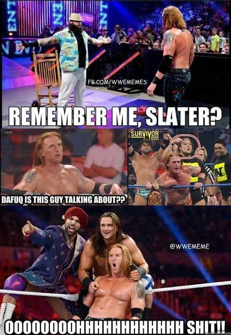 hahahaha wrestling funny pinterest wwe superstars