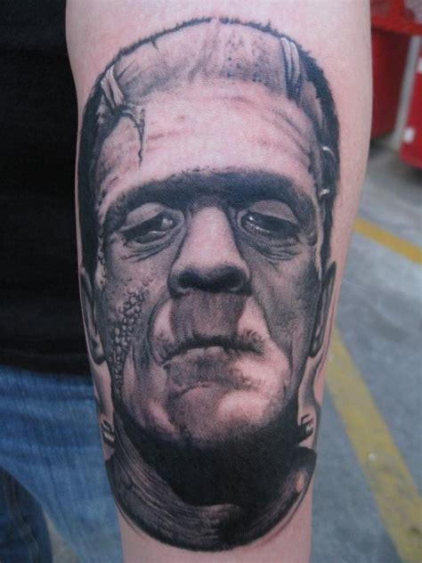 bob tyrrell tattoo frankenstein by bob tyrrell bob tyrrell
