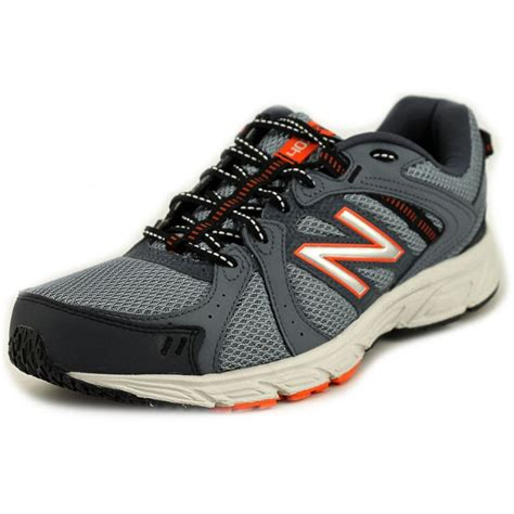 grey athletic shoes new balance new balance me402 gray running shoe athletic