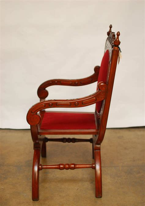 Dante Chair savonarola dante chairs at 1stdibs