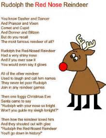 rudolph red nose reindeer