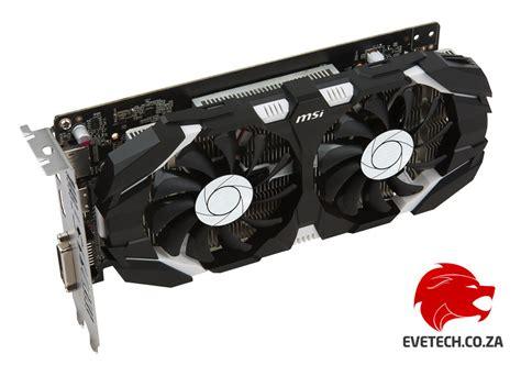 Msi Vga Card Nvidia Gtx960 2gb msi geforce gtx 1050 2gb oc dual fan