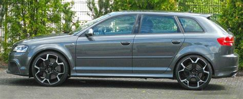 Audi Rs3 Tuning B B by Audi Rs3 Sportback By B B Peste 500 Cp 0 100 Km H In