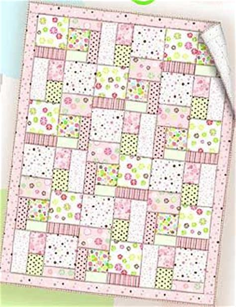 25 best ideas about baby quilt patterns on