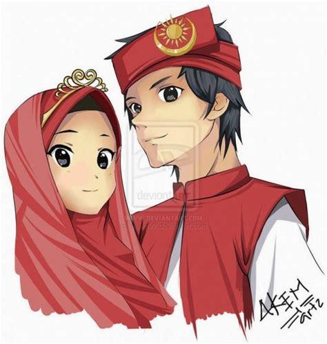 gambar kartun muslim laki galeri gambar dan foto gambar muslim kartun yang keren sang manusia akhir zaman