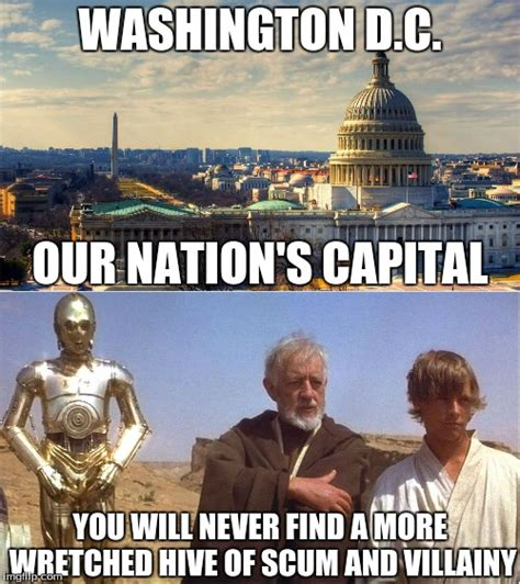 Washington Memes - the 2016 elections have opened my eyes to a lot of things