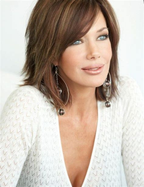layered haircut vs one length 1000 ideas about medium layered hair on pinterest