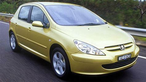 Peugeot 307 used review   2001 2008   CarsGuide