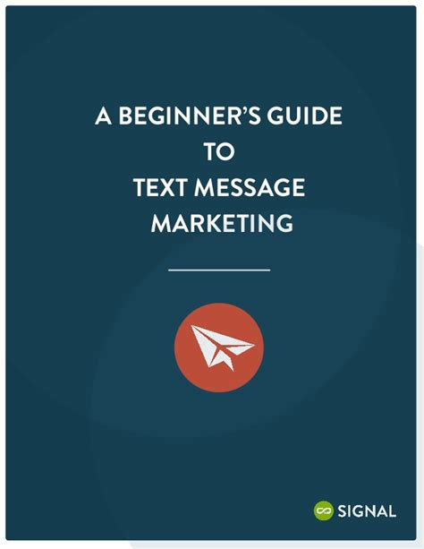beginner s guide to text message marketing