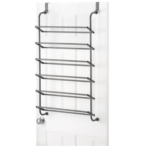 whitmor shoe rack collection 22 63 in x 41 8 in 18 pair