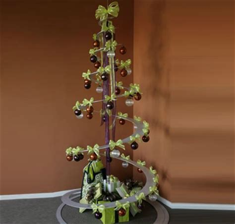 decorative eco friendly christmas tree alternatives