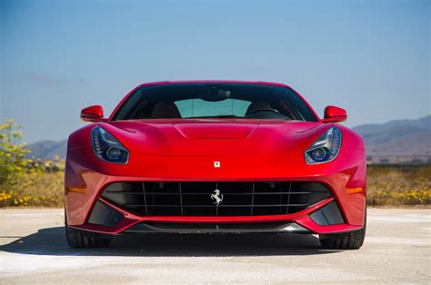 ferrari f12 back 2014 ferrari f12 berlinetta front end photo 20
