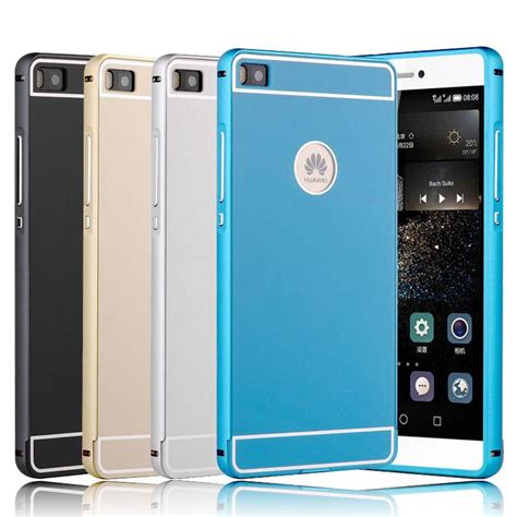 Huawei P8 Lite Casing Leather Flip Cover Armor Dompet Mewah image gallery huawei p8 phone cases