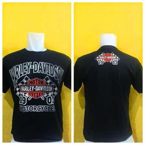 Kaos Baju T Shirt Harley Davidson1 kaos harley kaos harley davidson quality