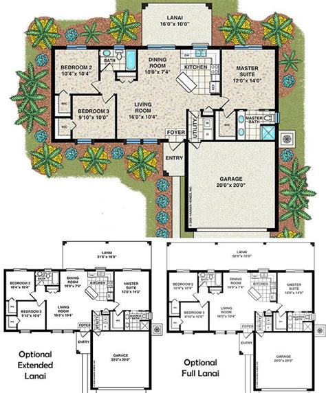 3 bedroom floor plans with garage house floor plans 3 bedroom 2 bath with garage savae org