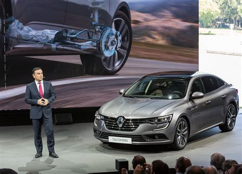 renault talisman priced from 27 900 in