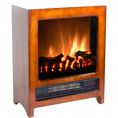 Freestanding Electric Fireplace View Larger