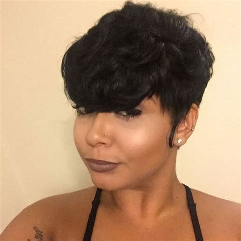 instagram sew in hair styles 636 best images about slayed short styles on pinterest