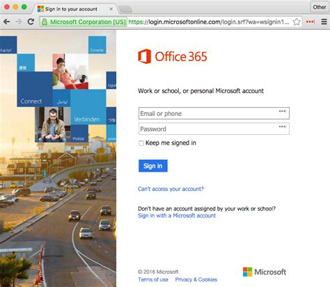 Office 365 Subscription Login by Outlook 365 Login
