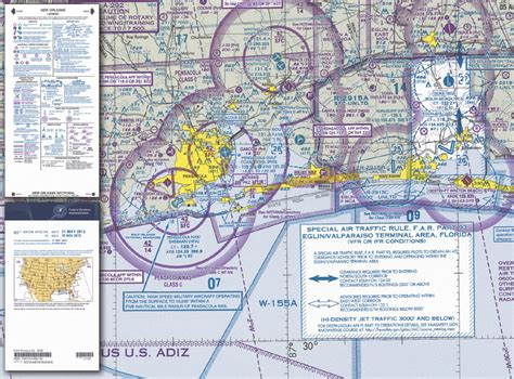 sectional map legend aeronautical charts