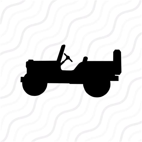 jeep silhouette jeep svg jeep silhouette svg cut table designsvgdxfpng use