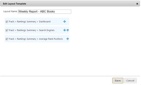 layout editor template create automated white label report from layout template