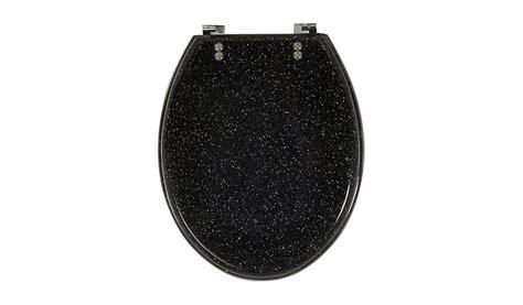 black glitter bathroom accessories glitter toilet seat black bathroom fittings george