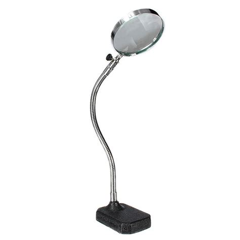 bench magnifying glass hot l magnifier flexible neck magnifying desk table