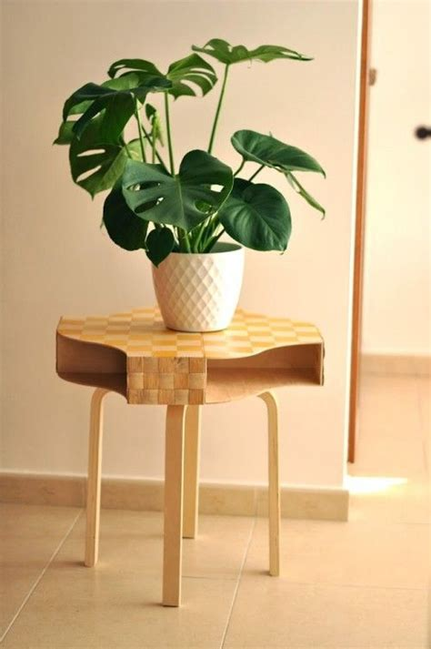 ikea plant stand hack 40 amazing ikea frosta stool ideas and hacks digsdigs