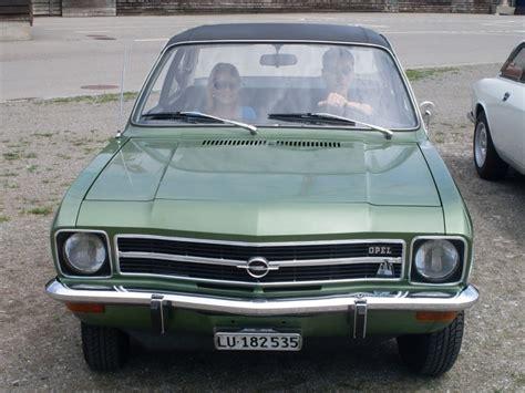1970 opel sedan opel ascona a 1970 1975 1 6 s sedan 2d front view