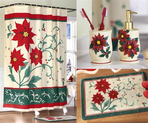 how to decorate you bathroom for christmas christmas loaded