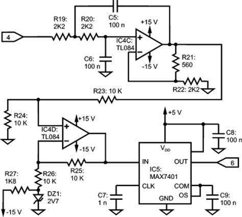 switched capacitor low pass filter second order low pass filter using switched capacitor 28 images second order low pass filter