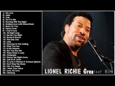 Lionel Richie Calls Himself The Greatest by 1000 Ideas About Lionel Richie Commodores On