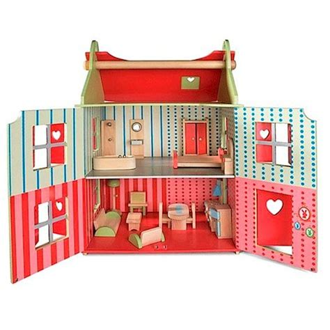 janod dolls house janod work bench doll house