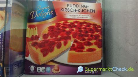 kuchen netto sweet delight netto m d pudding kirsch kuchen infos