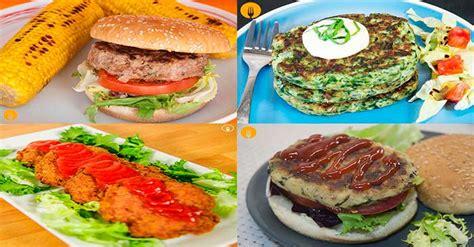 cocina rapida recetas recetas para hacer hamburguesas caseras