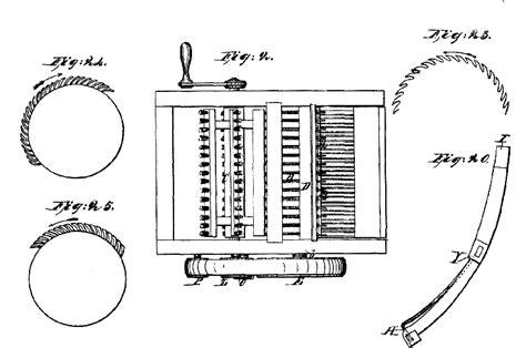 cotton gin diagram cotton gin patent