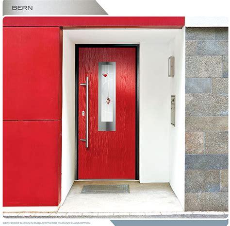 modern entrance door fiberglass modern exterior door