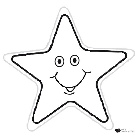 imagenes para colorear estrellas dibujos de lunas y estrellas para colorear image gallery