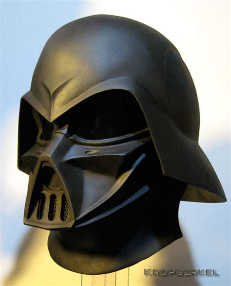 design darth vader helmet mcquarrie designs brought to life