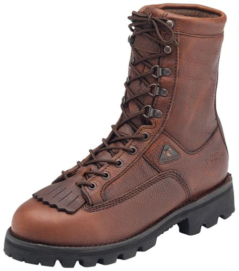 rockies boots for portland 9 quot insulated waterproof rocky boots rocky 8151