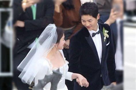Wedding Song Korea by Descendants Of The Sun Song Joong Ki And Song Hye